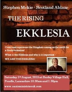 rising ekklesia